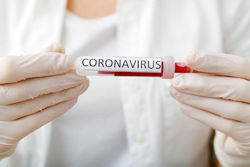 Croatul infectat cu coronavirus