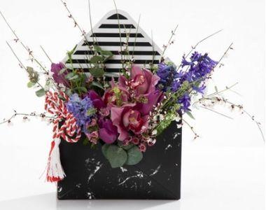 Flori de 1 martie care vor bucura pe oricine!