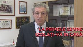VIDEO | Cum luptăm cu coronavirusul. Patru sfaturi practice de la prof.dr. Adrian Streinu-Cercel