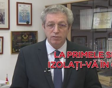 VIDEO | Cum luptăm cu coronavirusul. Patru sfaturi practice de la prof.dr. Adrian...