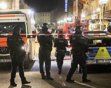 MAE: Trupul tânărului mort în atacul armat din Germania, repatriat