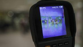 Compania care va furniza cele 35 de termoscannere pentru aeroporturi a fost desemnată
