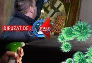 VIDEO | Icoanele din biserici, dezinfectate cu spirt de teama coronavirusului. Mesajul Patriarhiei pentru credincioși