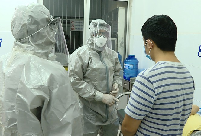 Test coronavirus