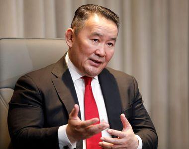 Preşedintele Mongoliei, în carantină din cauza coronavirusului