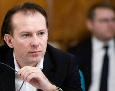 Florin Cîțu: Astăzi depunem lista Guvernului