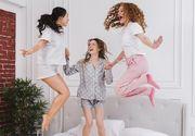 Cum sa organizezi o petrecere in pijamale EPICA
