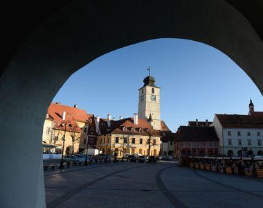 Sibiu, bijuteria din Centrul Transilvaniei