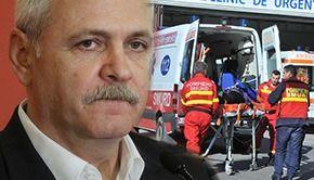 VIDEO | Liviu Dragnea a ajuns de urgență la spital