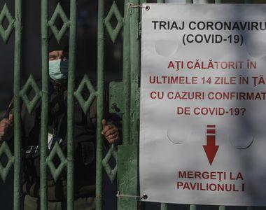 Ultimul test făcut pacientului din Gorj infectat cu coronavirus a ieşit negativ
