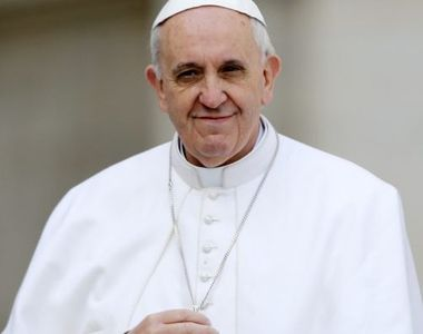 Papa Francisc, prima apariţie publică după patru zile