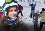 VIDEO   1 Martie a fost o zi perfectă pentru pârtiile de la munte