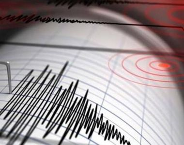 Cutremur la granița României