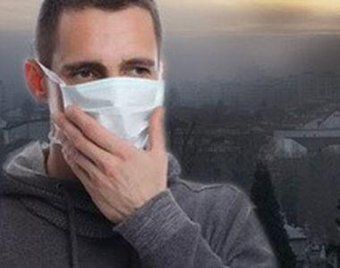 VIDEO   Poluare record în Capitală