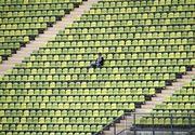 Campionat de fotbal suspendat din cauza Coronavirusului