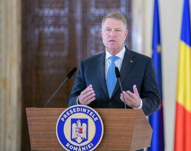 """Președintele Iohannis critică activitatea MAI: """"o serie de deficienţe de ordin..."""