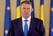 Klaus Iohannis, anunț important privind coronavirusul