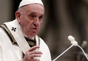 Papa Francisc a fost testat negativ pentru coronavirus
