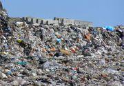Dosar penal pentru deversare şi îngropare de deşeuri