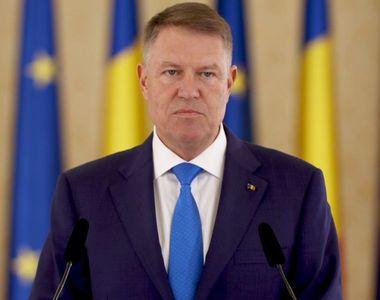 """Preşedintele Klaus Iohannis primeşte premiul european """"Coudenhove-Kalergi"""". Ceremonia..."""