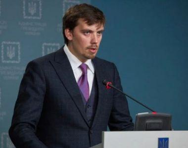 Premierul ucrainean Oleksiï Goncearuk demisionează şi urmează să fie înlocuit cu...