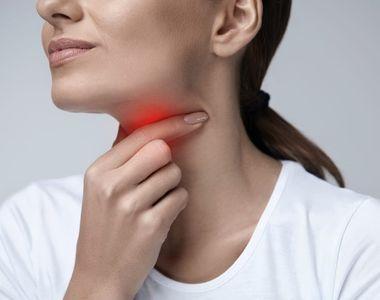 Cea mai ciudată boală: Disfagia. De ce îți stă mâncarea în gât?