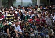 VIDEO | Dramele refugiaților care vor în Europa