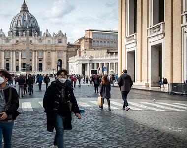 Primul caz de contaminare cu noul coronavirus la Vatican