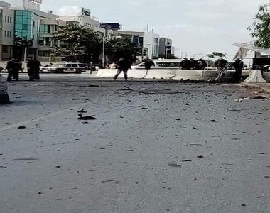 Explozie în cartierul Ambasadei SUA la Tunis