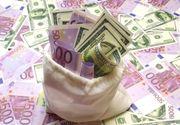 Euro depăşeşte 4,81 lei şi se apropie iar de nivelul record