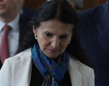 Sorina Pintea a părăsit arestul cu ambulanța. A fost plasată sub control judiciar
