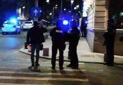 Alertă cu bombă în Piața Victoriei din București