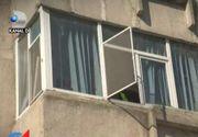 VIDEO | Copil de 2 ani, căzut de la etajul doi al unui bloc din Constanța
