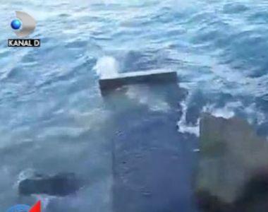 VIDEO   Activiștii de mediu acuză autoritățile că mușamalizează o scurgere masivă de...