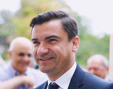 Primarul Iaşiului Mihai Chirica, implicat într-un accident rutier - VIDEO
