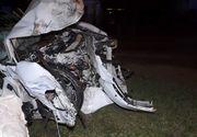 Accident tragic în Alba. Un bărbat a murit şi alte două persoane au fost rănite