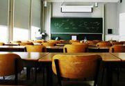 Școlile se închid de miercuri! Cât timp vor sta elevii acasă?
