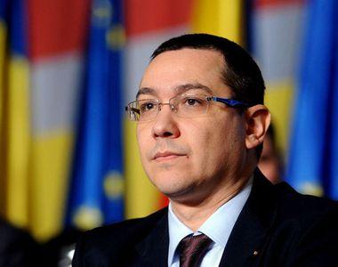 Victor Ponta cere partidelor să voteze Guvernul Cîţu
