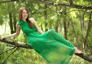 La început de primăvară, răsfață-te cu una dintre aceste rochii de ocazie verzi!
