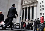 Bursa de pe Wall Street a înregistrat luni cea mai mare scădere zilnică de după criza financiară din 2008