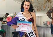 Fotomodelul Miss Plaja 2019 prinsă la furat la locul de muncă