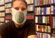 Dan Negru mască specială împotriva CORONAVIRUS
