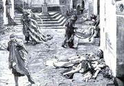 """Ciuma sau """"Moartea neagră"""". Povestea macabră a unei pandemii care a dus la moartea a 100.000 de oameni"""