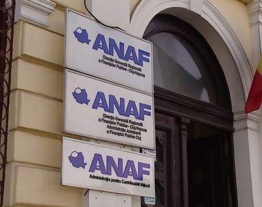 ANAF elimină mai multe posturi în cadrul institiției: 2.000 de funcționari vor rămâne...