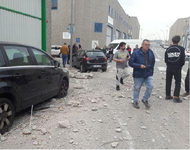 Cel puţin un mort în urma unei explozii la o uzină chimică în Barcelona