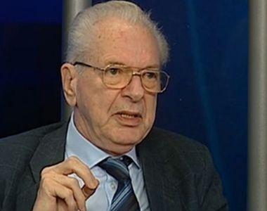 Avocatul și politicianul Lucian Bolcaș a murit