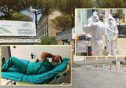 Un medic și o asistentă au fost atacați și scuipați de un pacient suspect de coronavirus