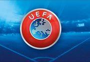 UEFA a suspendat meciurile din Liga Campionilor şi Liga Europa