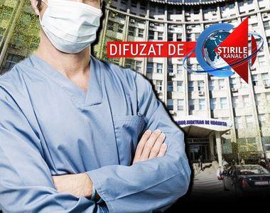 VIDEO | Asistent medical de la Spitalul Județean Constanța, diagnosticat cu coronavirus...
