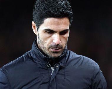Mikel Arteta, antrenorul echipei Arsenal, a fost testat pozitiv cu Covid-19